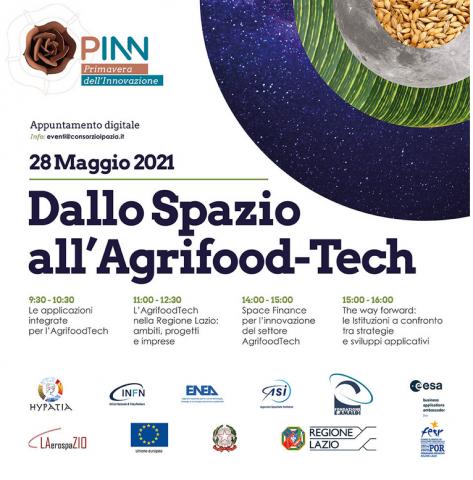 logo evento Primavera dell'Innovazione