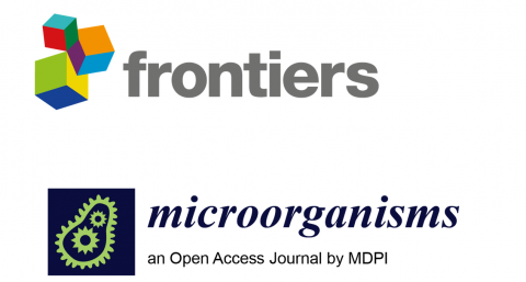 logo Frontiers and Microorganisms