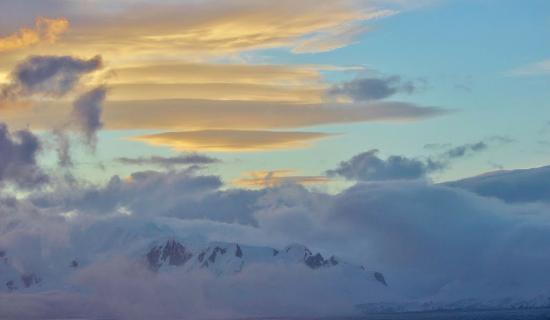 Antarctica,sunset,midnight,sea,ocean - free image from needpix.com