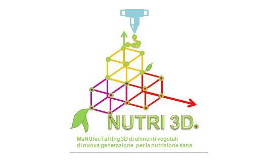 Logo Progetto NUTRI3D