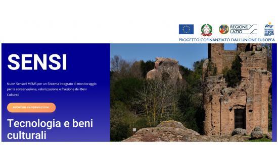 Banner progetto SenSI