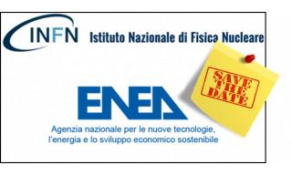 logo ENEA ed INFN