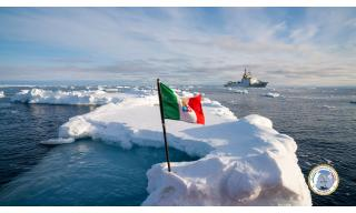 Nave polivalente da ricerca Alliance - Uff. Stampa Marina militare
