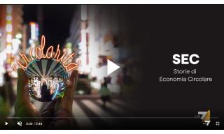 Programma Storie di Economia Circolare su la7
