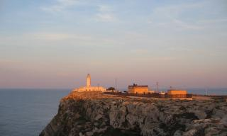The ENEA Station for climate observation on the island of Lampedusa